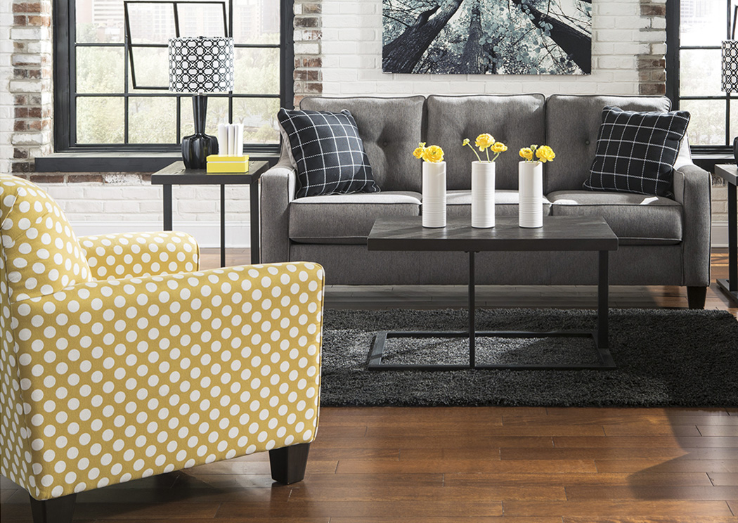 Sofa And Yellow Accent ChairABF ECircular Specials