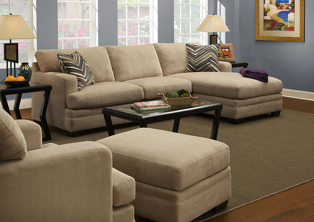 Atlantic bedding and furniture fayetteville sassy barley for Living room specials