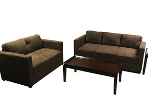 Serta Sofa and Loveseat