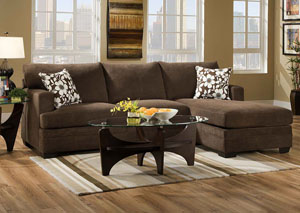 Caprice Java Sectional