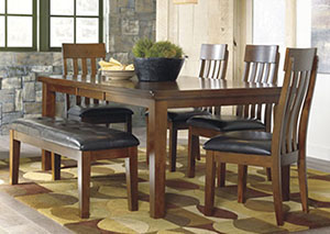 Dining Room Set $599 & get the Bench for $1