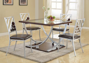 Josie 5 Piece Dinette Set