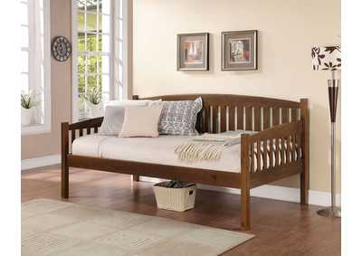 Caryn Antique Oak Daybed
