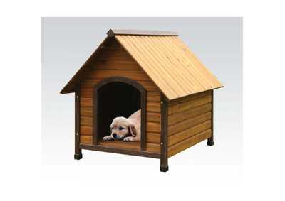 Woody Oak Pet House