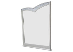 Melrose Plaza Dove Wall Mirror