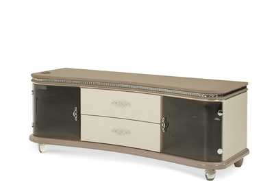 Overture Cristal Entertainment Console w/Docking Station