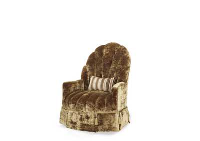 Palace Gates Pearl Shell Chair - Grp1/Opt2