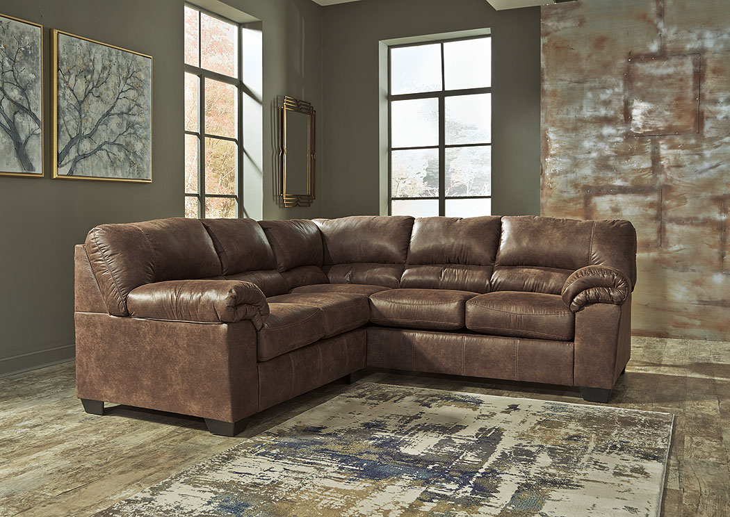 Bladen Coffee Right Facing Sectional,ABF Signature Design by Ashley
