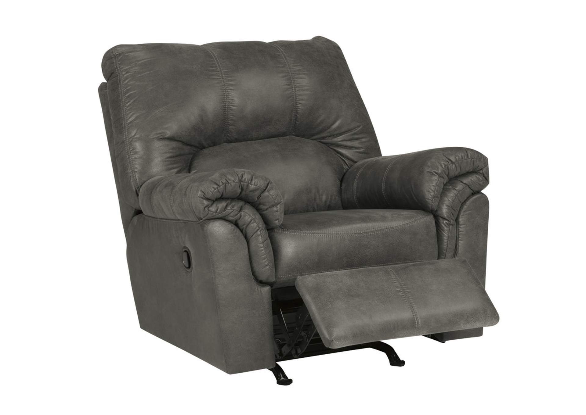 Bladen Slate Rocker Recliner,ABF Signature Design by Ashley