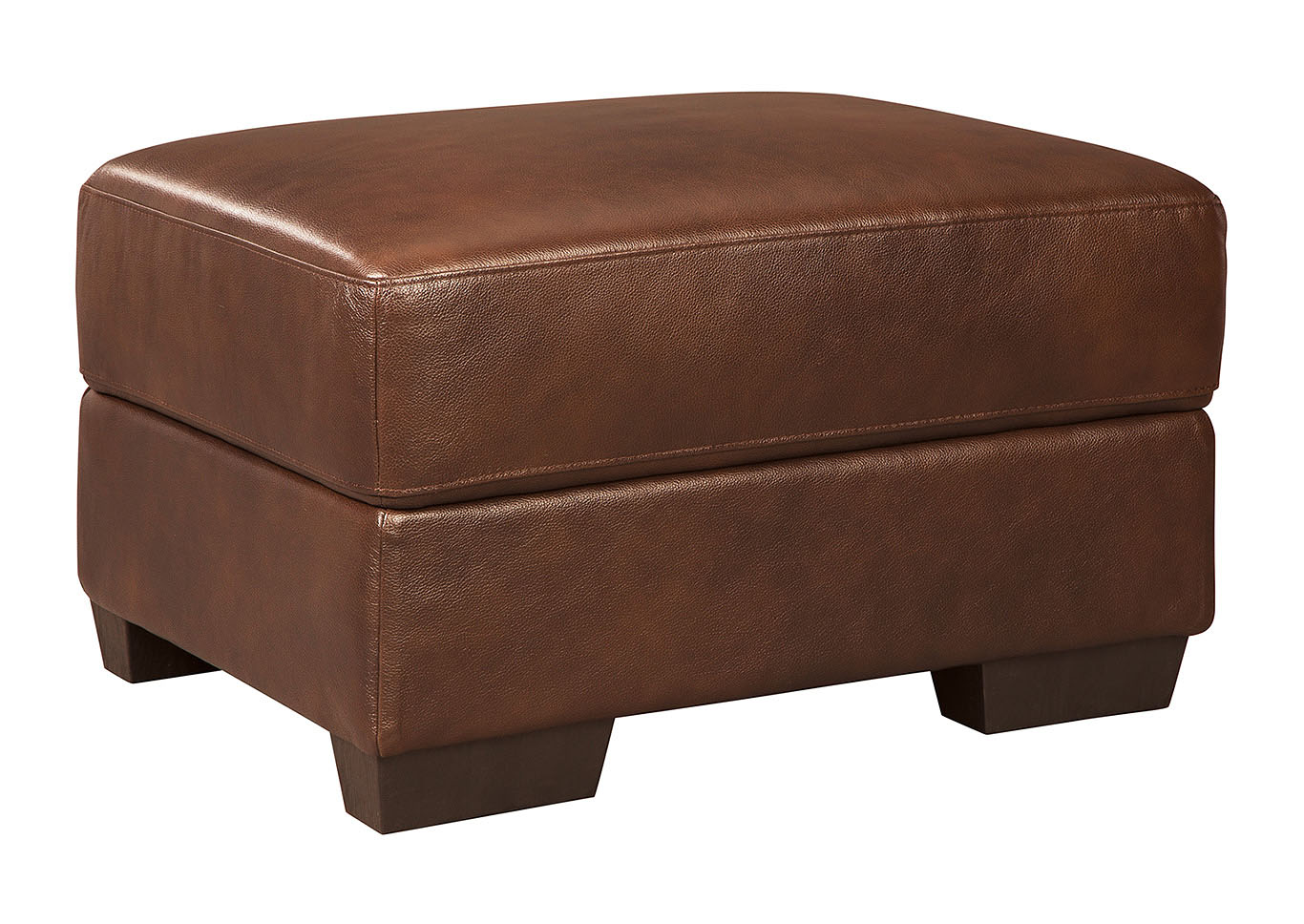 Fontenot Chocolate Ottoman,Signature Design By Ashley