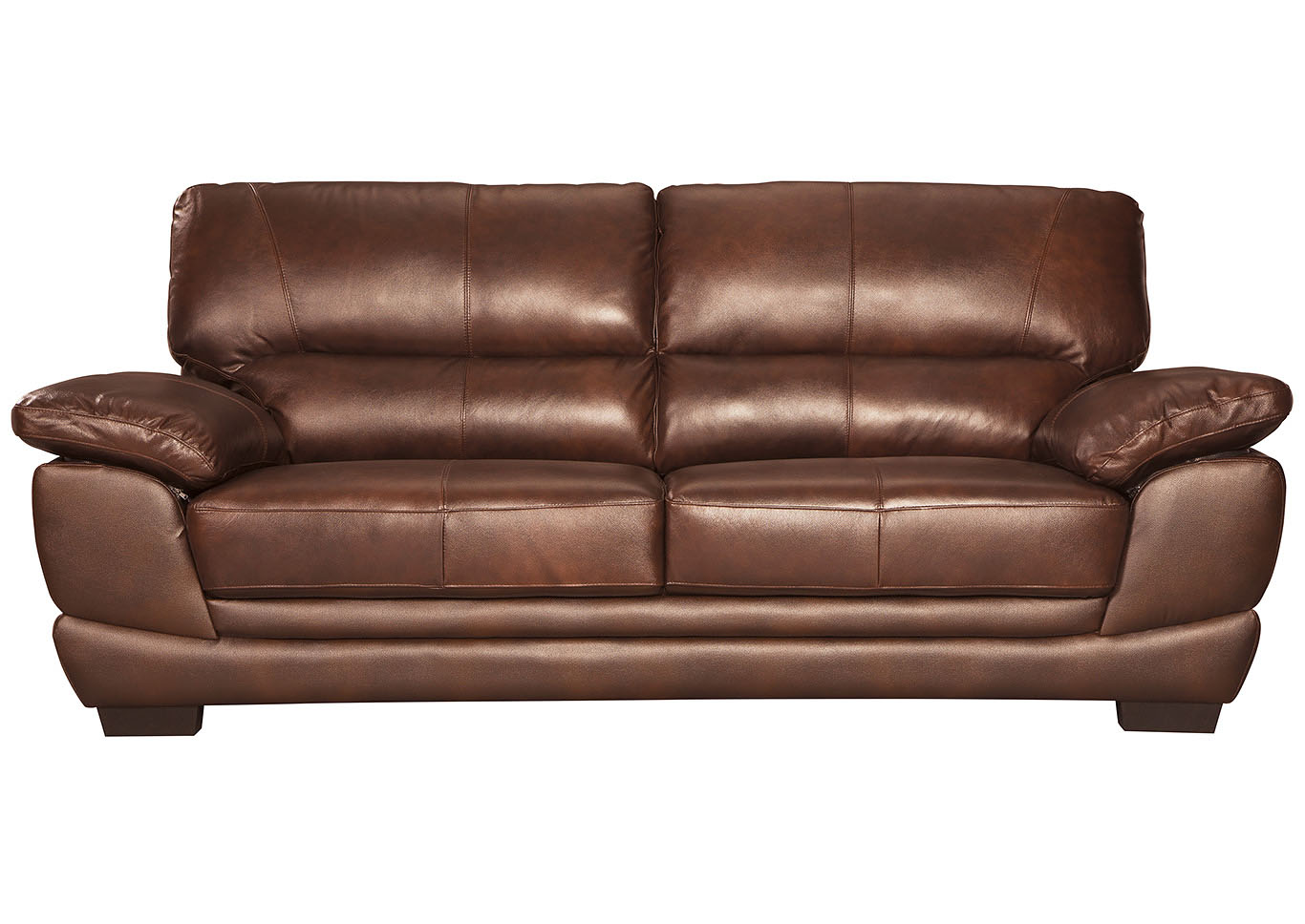 Fontenot Chocolate Sofa,Signature Design By Ashley