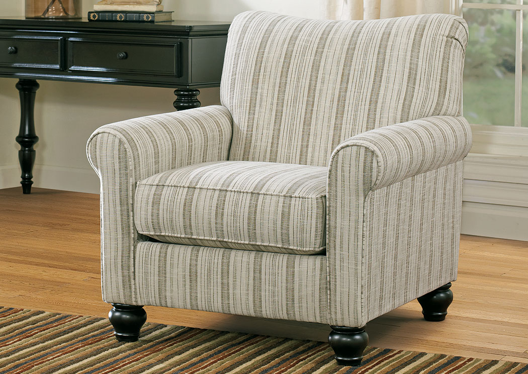 Milari Linen Accent Chair,Signature Design by Ashley