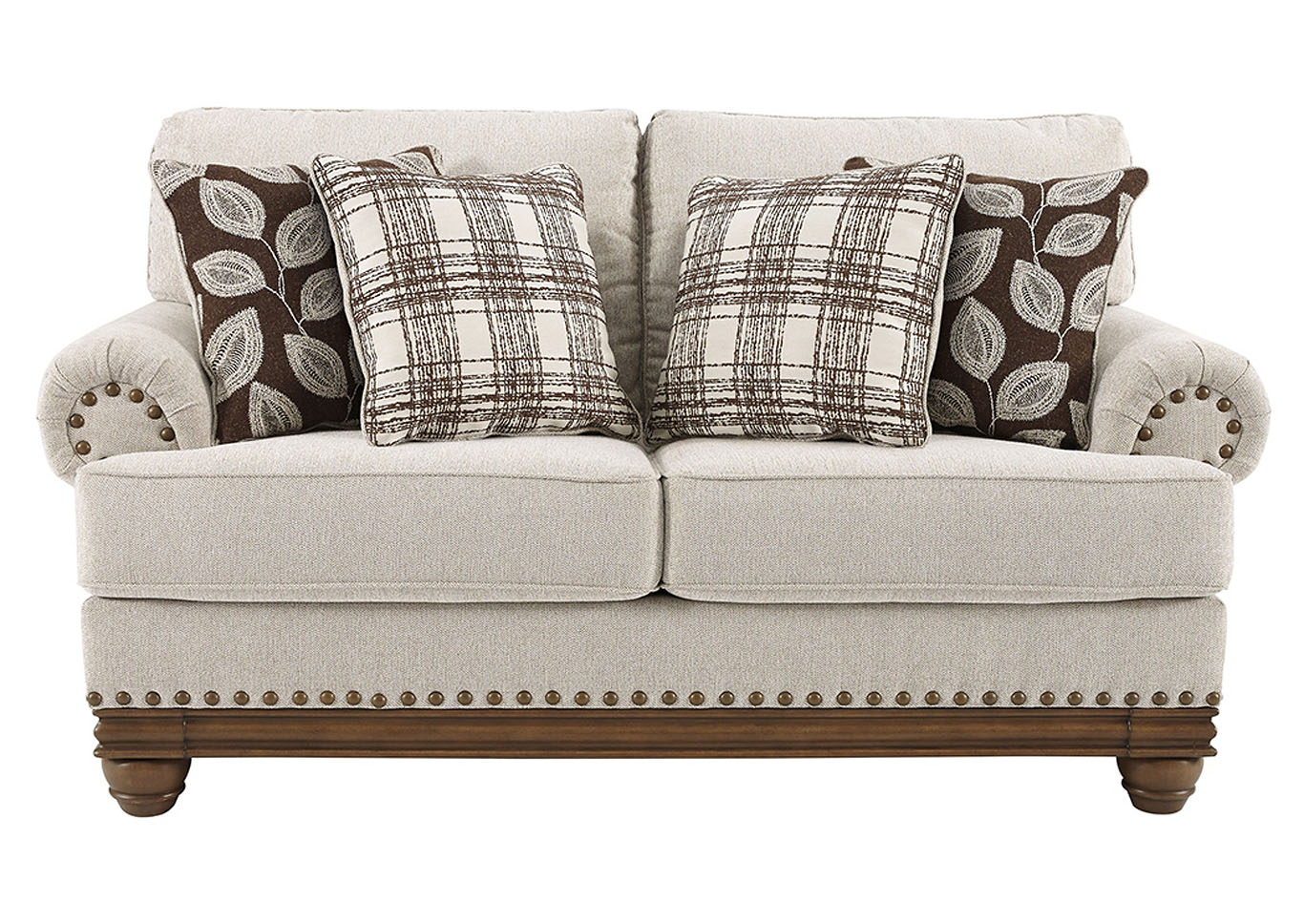 Harleson Wheat Loveseat,Signature Design By Ashley