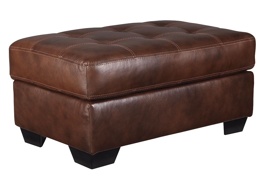 Mindaro Canyon Ottoman,Signature Design By Ashley