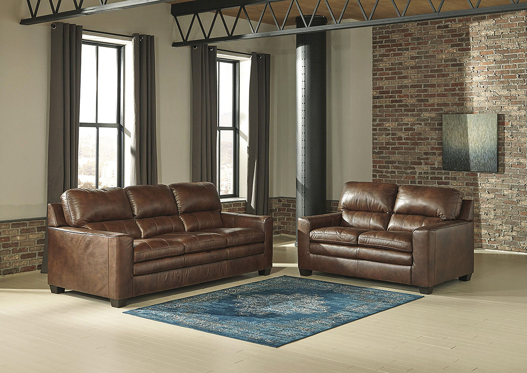 Gleason Canyon Sofa & Loveseat,Signature Design By Ashley