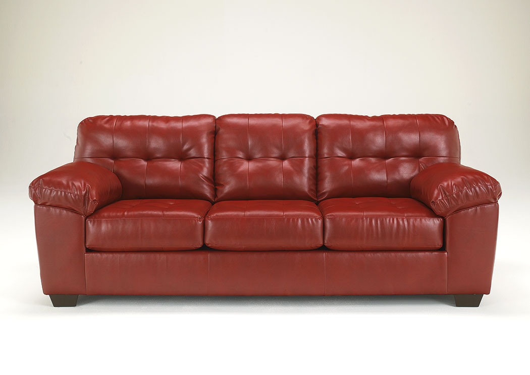 Alliston DuraBlend Salsa Sofa,ABF Signature Design by Ashley