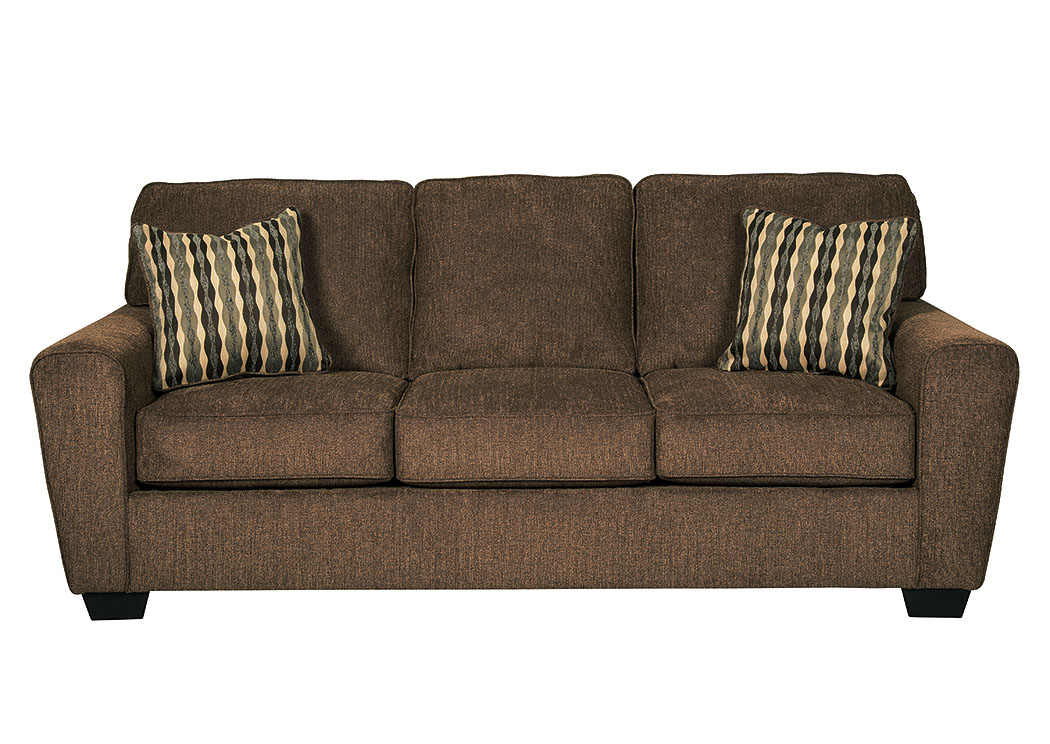 Landoff Walnut Sofa,ABF Signature Design by Ashley