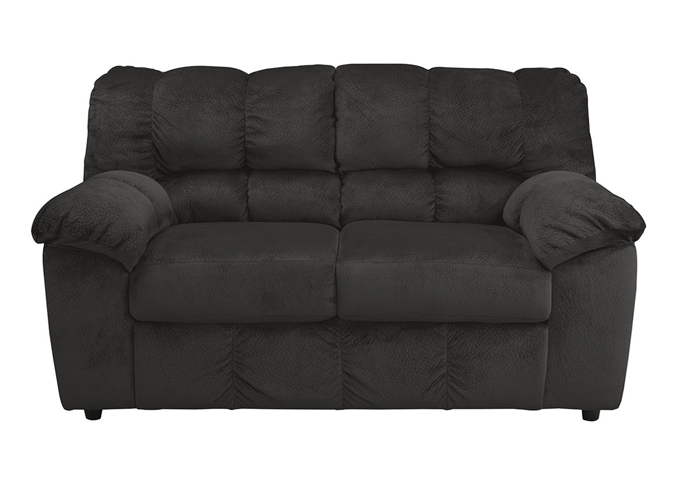 Julson Ebony Loveseat,Signature Design by Ashley