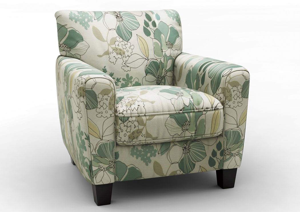 Daystar Seafoam Accent Chair,ABF Signature Design by Ashley