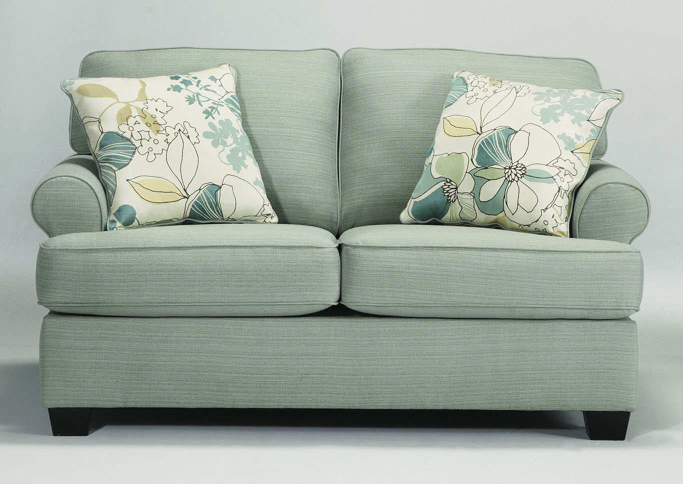 Daystar Seafoam Loveseat,Signature Design By Ashley