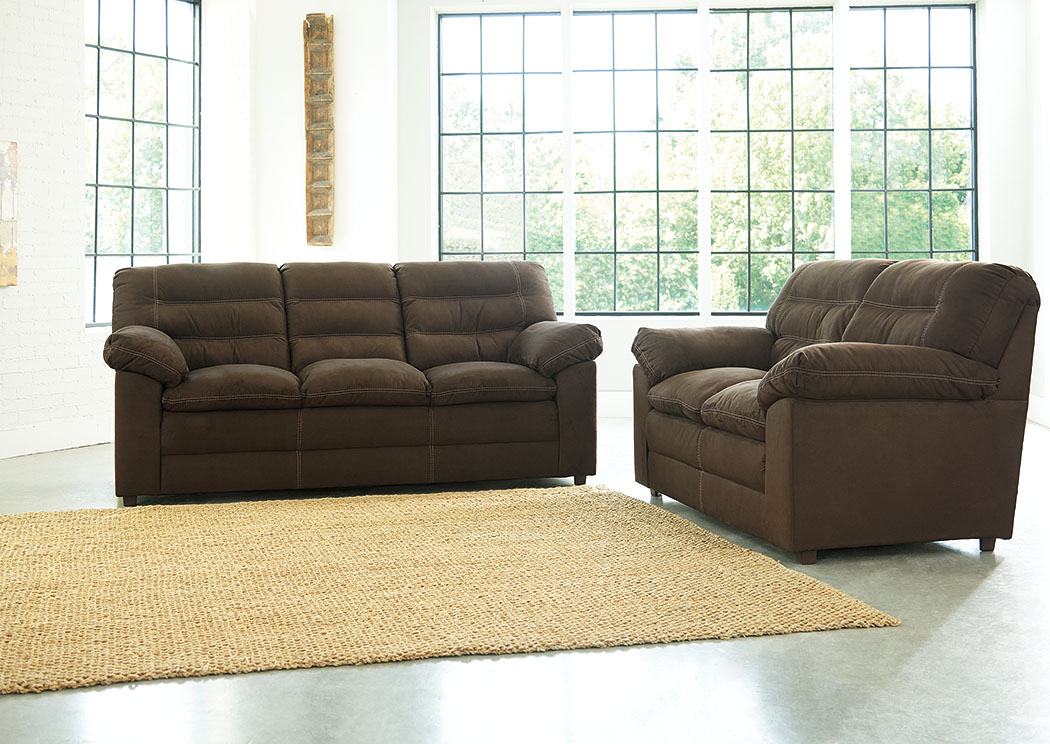 Talut Cafe Sofa Loveseat,Benchcraft