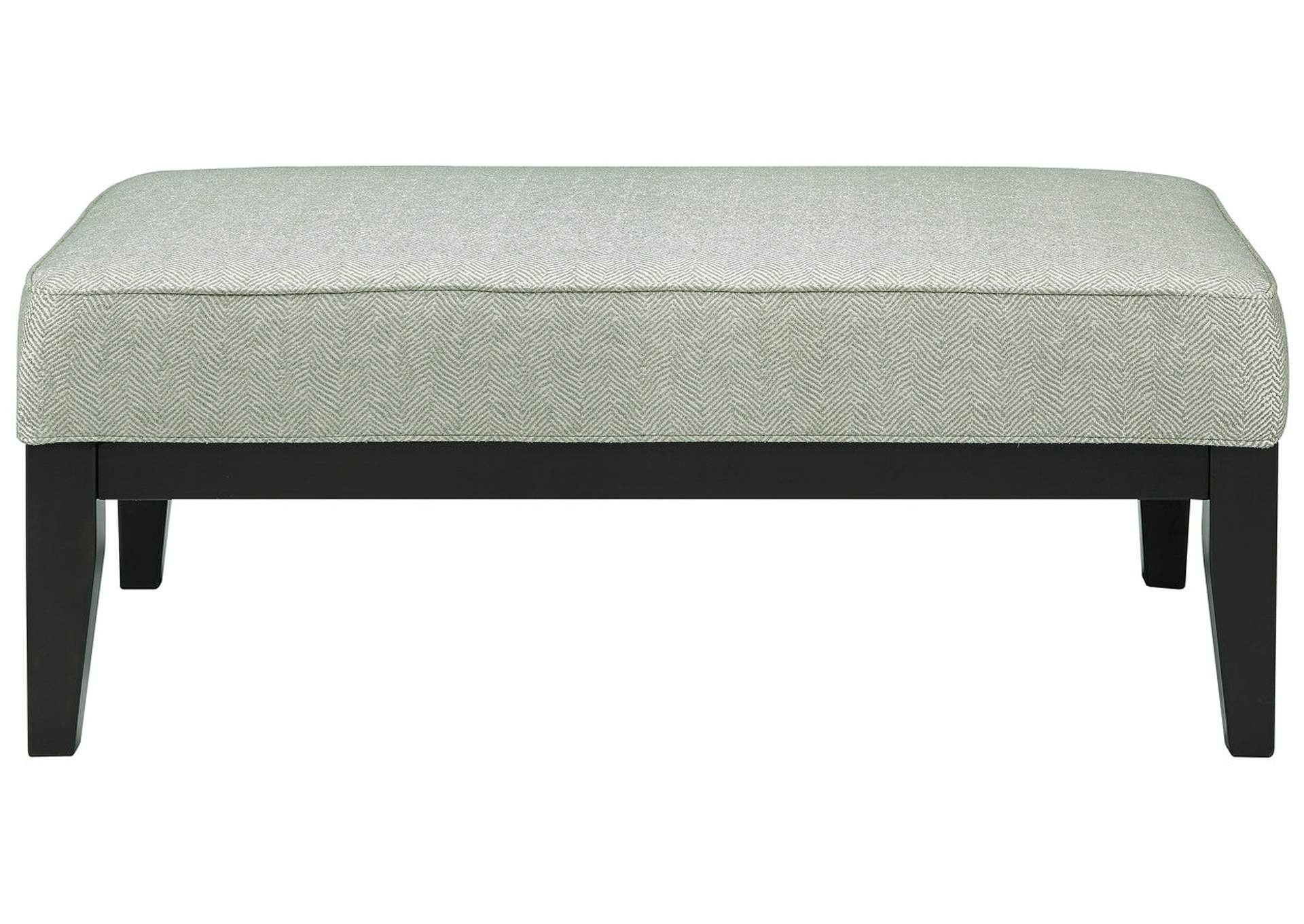 Kilarney Mist Oversized Accent Ottoman,Signature Design By Ashley
