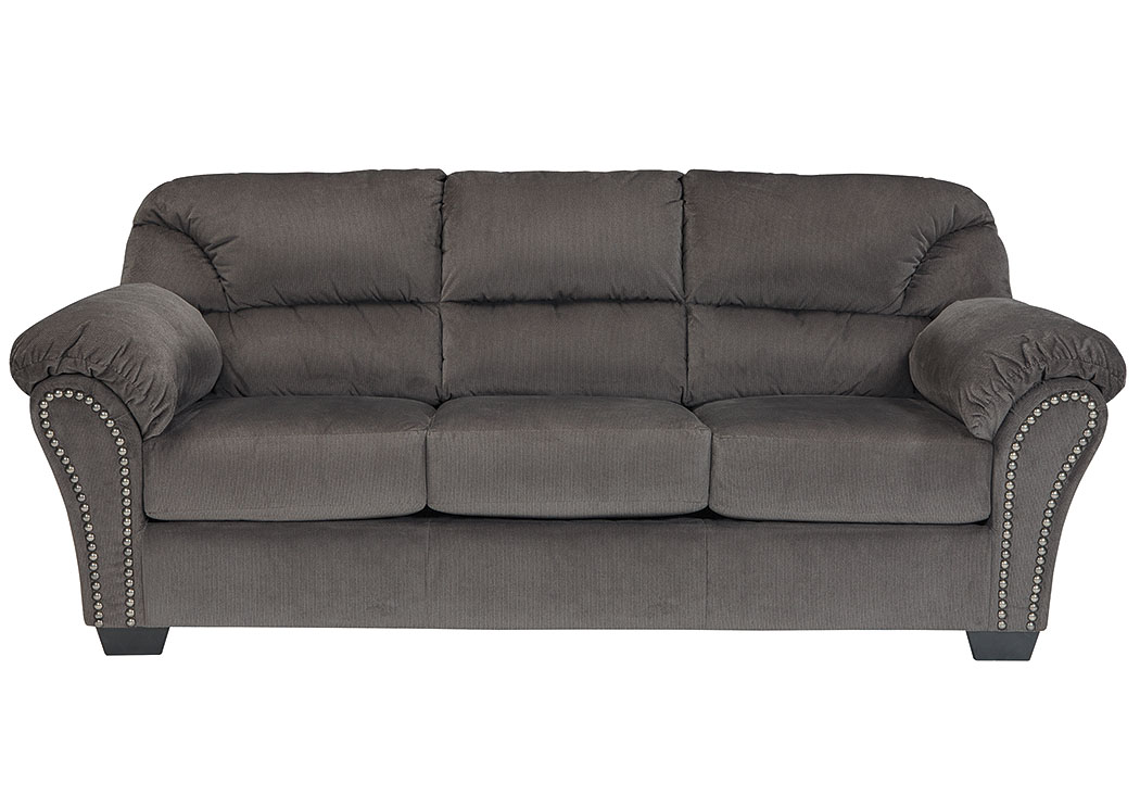Kinlock Charcoal Sofa,Signature Design By Ashley