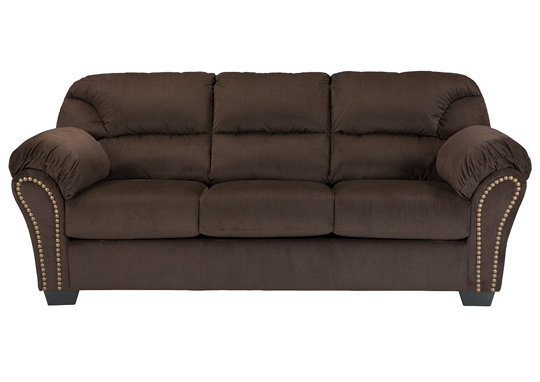 Kinlock Chocolate Sofa,ABF Signature Design by Ashley
