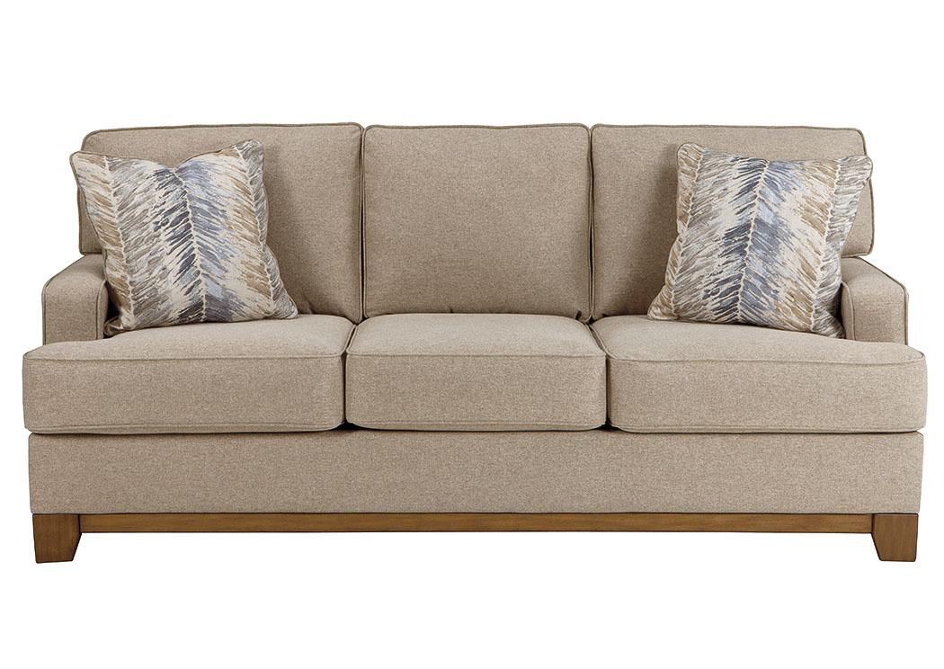 Harlem Furniture Hillsway Pebble Sofa