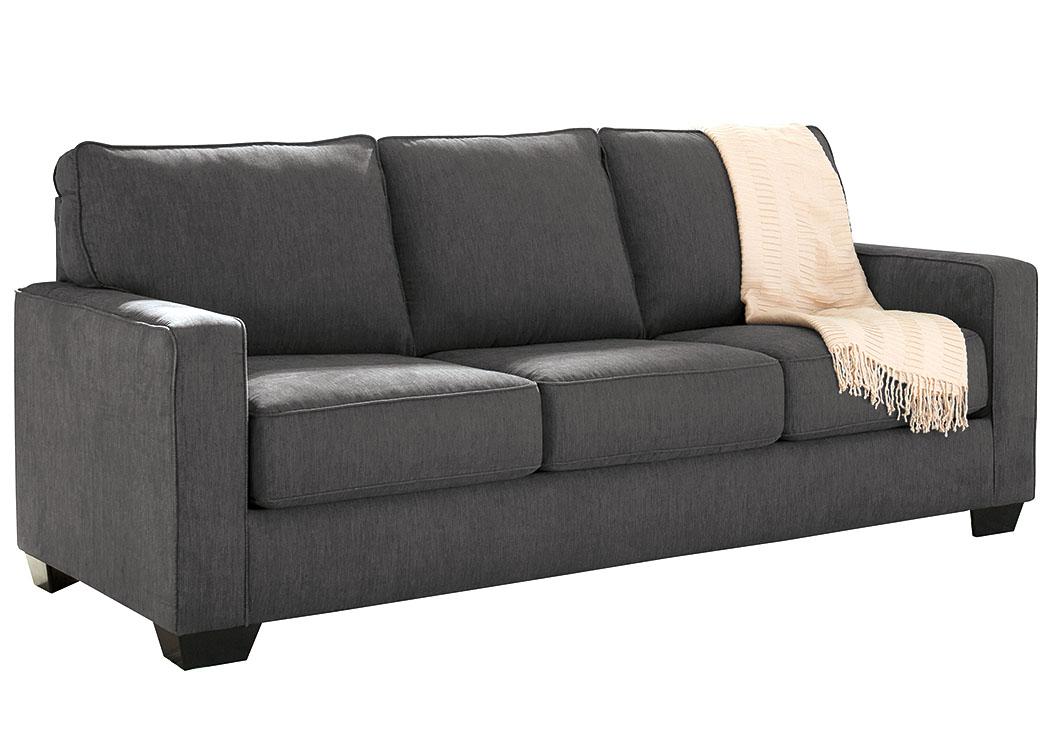 Ivan Smith Zeb Charcoal Queen Sofa Sleeper : 35901 39 SW from www.ivansmith.com size 1050 x 744 jpeg 88kB