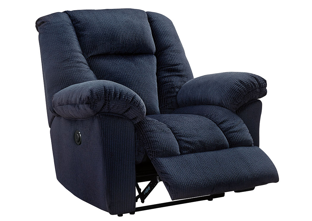 Nimmons Midnight Power Recliner,Signature Design By Ashley