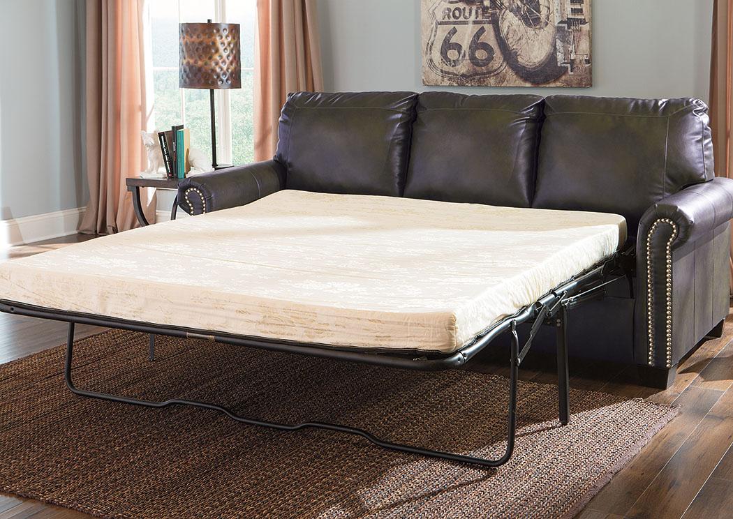 Big Box Furniture Discount Furniture Stores In Miami Florida Lottie Durablend Slate Queen Sofa