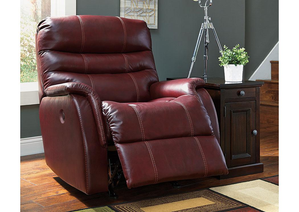 Spiller Furniture Mattress Bridger Roma Power Rocker