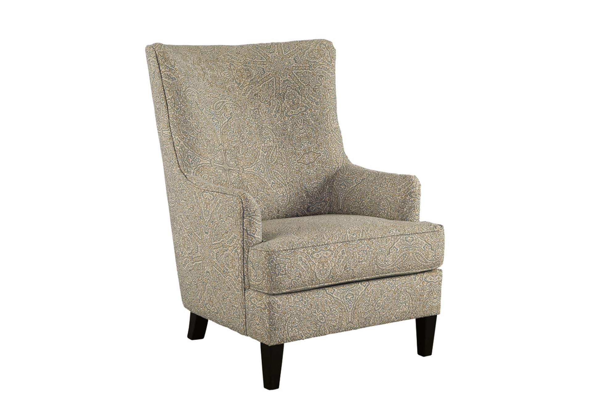 Kieran Natural Accent Chair,Signature Design By Ashley