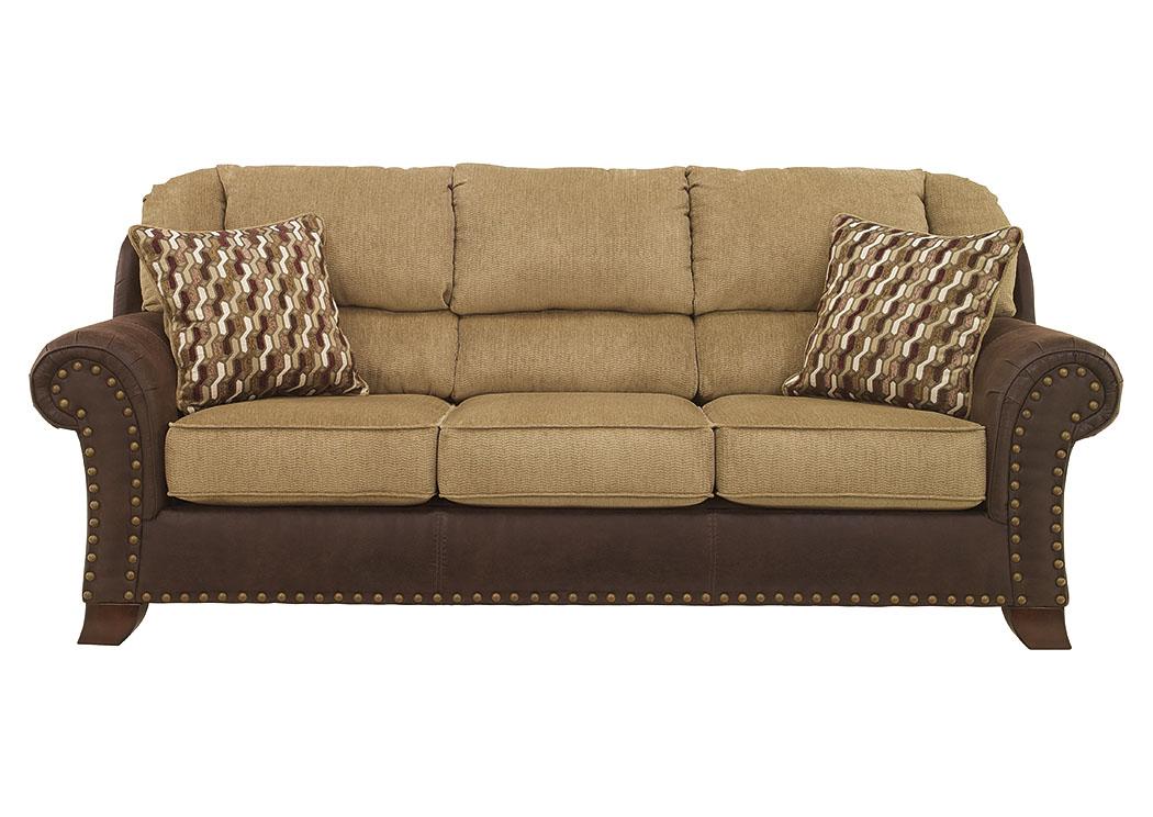 Harlem Furniture Vandive Sand Sofa