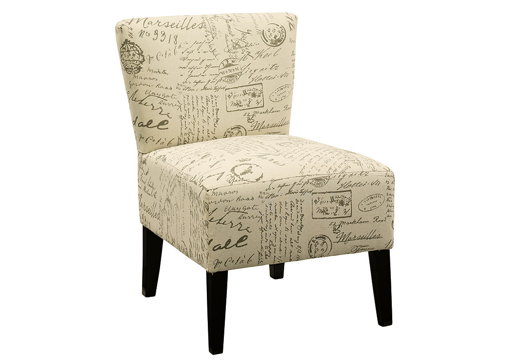Ravity Taupe Accent Chair,Signature Design By Ashley