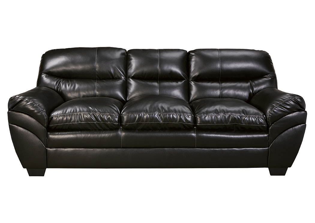 Tassler DuraBlend Black Sofa,Signature Design by Ashley