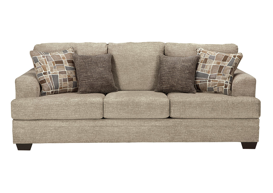 Barrish Sisal Sofa,Benchcraft