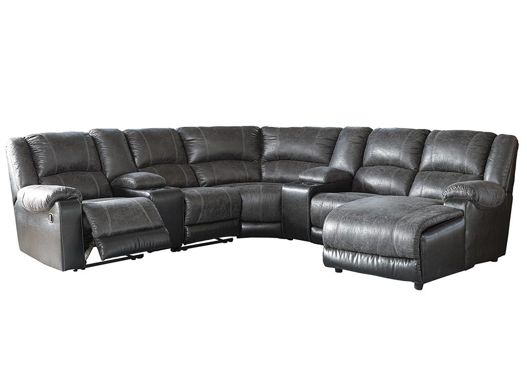 Spiller Furniture Mattress Nantahala Slate Right Facing