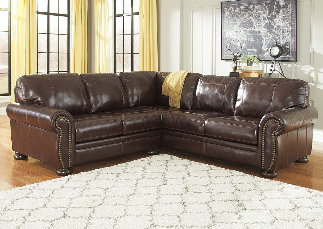 Banner Coffee Right Facing Sofa Sectional,ABF Signature Design by Ashley