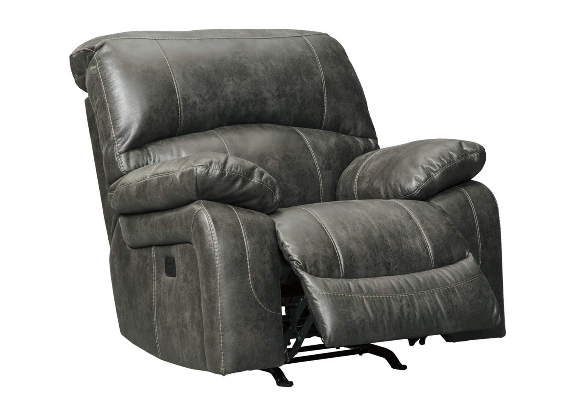 Dunwell Steel Power Rocker Recliner,Signature Design By Ashley