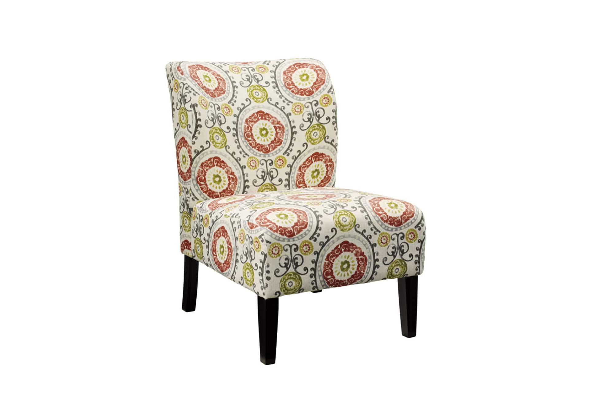 Honnally Floral Accent Chair,Signature Design By Ashley