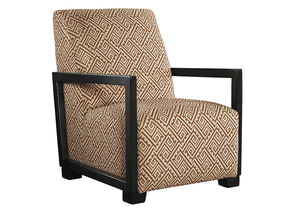 Best Buy Furniture and Mattress Leola Slate Accent Chair