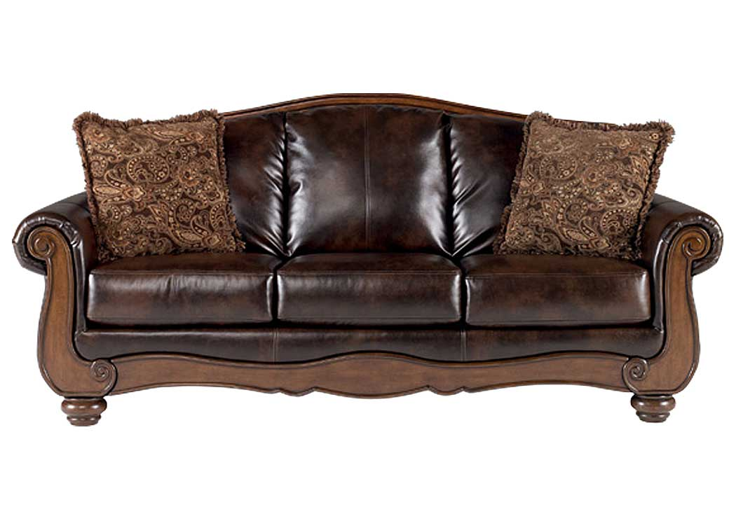 Barcelona Antique Sofa,Signature Design by Ashley