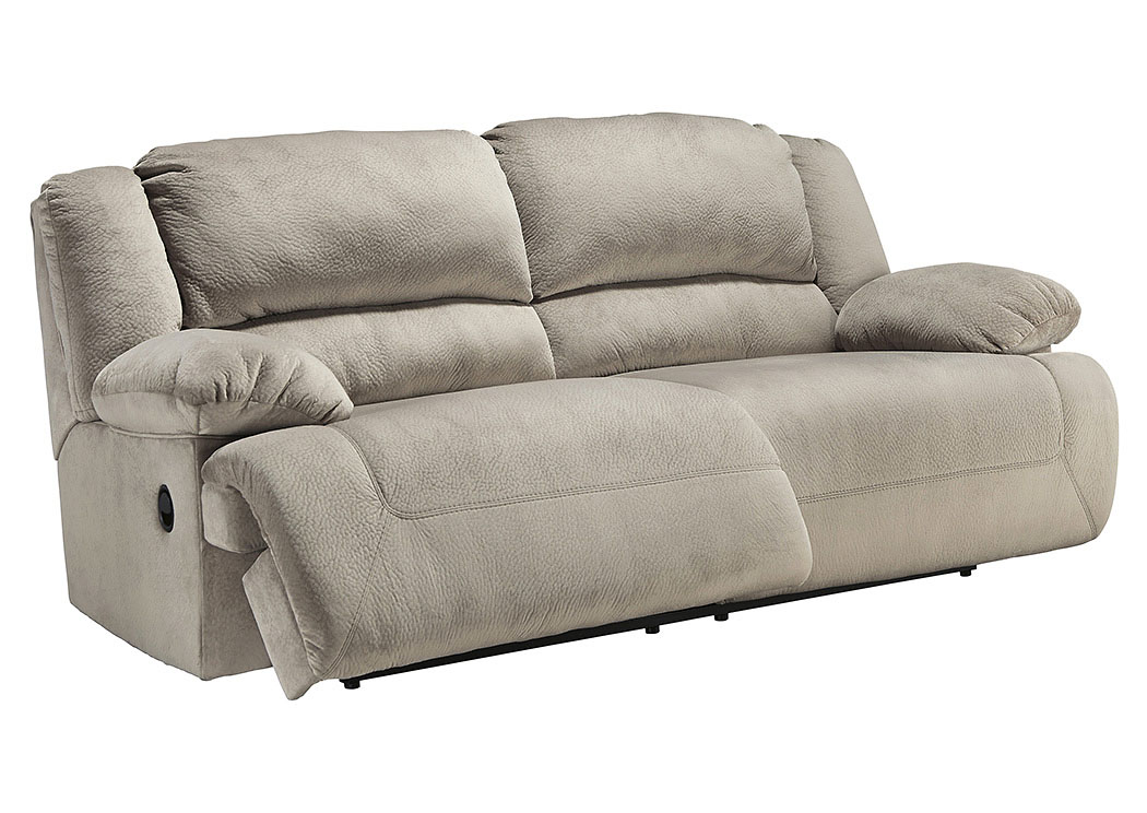Toletta Granite 2 Seat Reclining Power Sofa,ABF Signature Design by Ashley