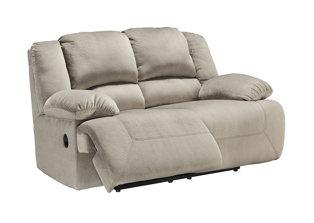 Toletta Granite Reclining Loveseat,Signature Design by Ashley