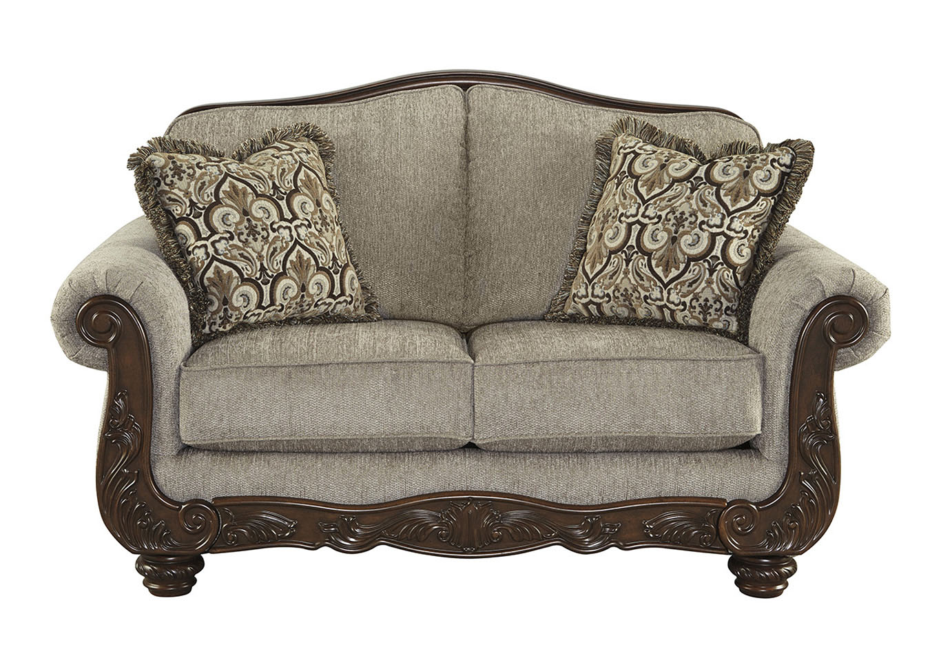 Cecilyn Cocoa Loveseat,Signature Design By Ashley