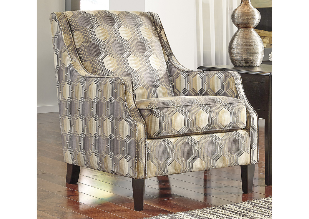 Brielyn Driftwood Accent Chair,Benchcraft