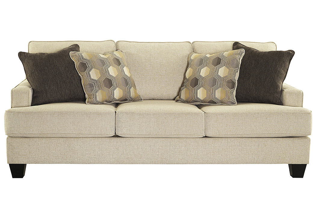 Brielyn Linen Sofa,Benchcraft