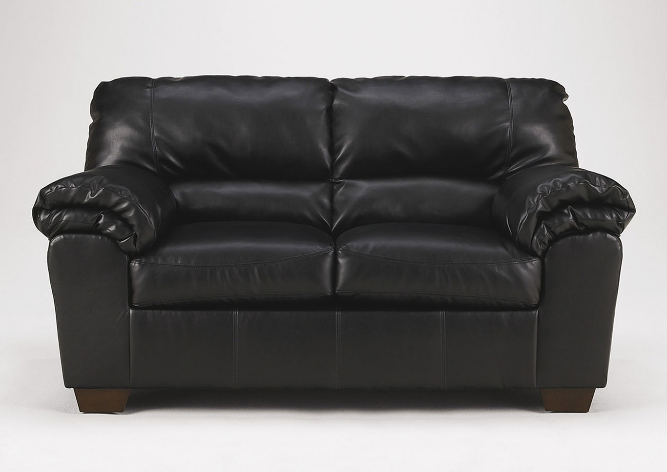 Commando Black Loveseat,Signature Design by Ashley